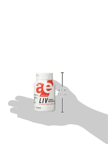 Athletic Edge Liv Hybrid Weightloss Supplement, 60 Count