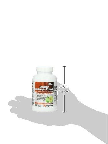 Top Secret Nutrition Garcinia Cambogia Extract Diet Supplement, 90 Count