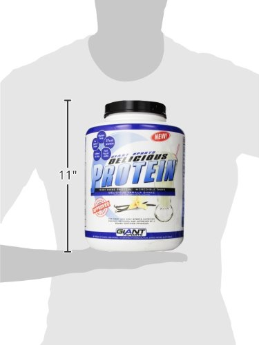 Delicious Protein Vanilla 5LB