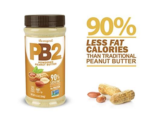 PB2 Powdered Peanut Butter,6.5 oz