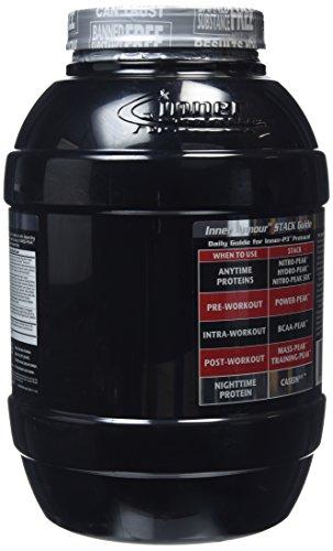 Inner Armour Inc, Mass-Peak Gainer, Vanilla, 8.8 Pound