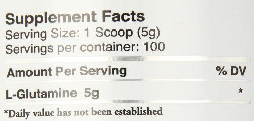 Myogenix Glutamine 500 Grams
