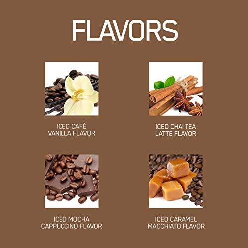 Optimum Nutrition Amino Energy - Pre Workout with Green Tea, BCAA, Amino Acids, Keto Friendly, Green Coffee Extract, Energy Powder - Iced Caramel Macchiato, 30 Servings