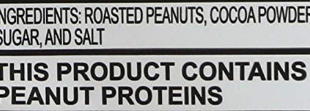 BELL PLANTATION Peanut Btr W/Choc Pwd Pk, 0.85 OZ