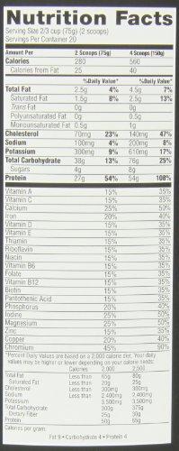 CytoSport Cyto Gainer Protein Drink Mix, Vanilla, 3.31 Pound