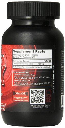 AST Beta-X Dietary Supplement Powder, 160 Grams