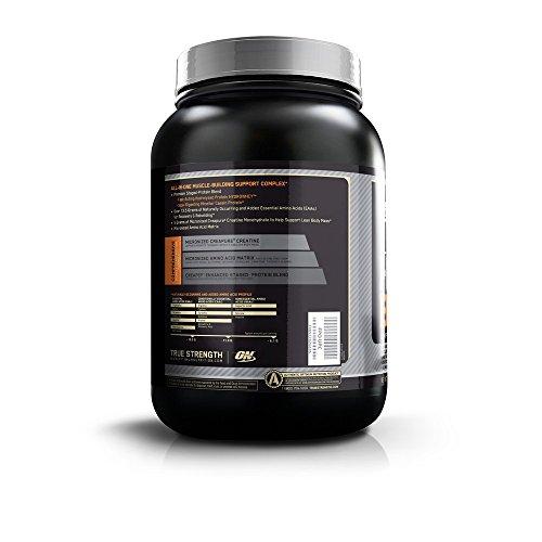 Optimum Nutrition Platinum Hydro Builder, Chocolate Shake, 20 Servings