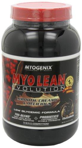 Myogenix Myo-Lean Evolution, Chocolate, 2.51-Pound Bottle