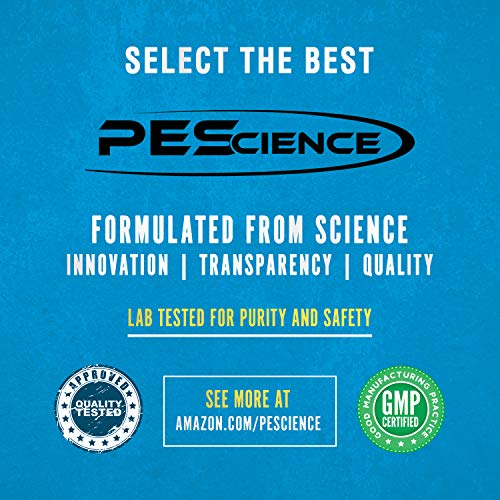 PEScience Select Low Carb Protein Powder, Gourmet Vanilla, 27 Serving, Keto Friendly and Gluten Free