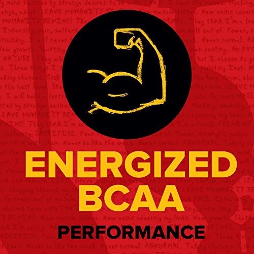 Mutant BCAA 9.7 Energy Powder with Branched-Chain Amino Acids, Electrolytes and Dual-Phase Caffeine for Unstoppable Energy with no Crash. Sweet Iced Tea (360g)