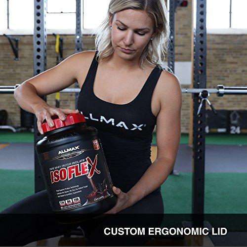 ALLMAX Nutrition, Isoflex 100% Ultra-Pure Whey Protein Isolate, Vanilla, 15 oz
