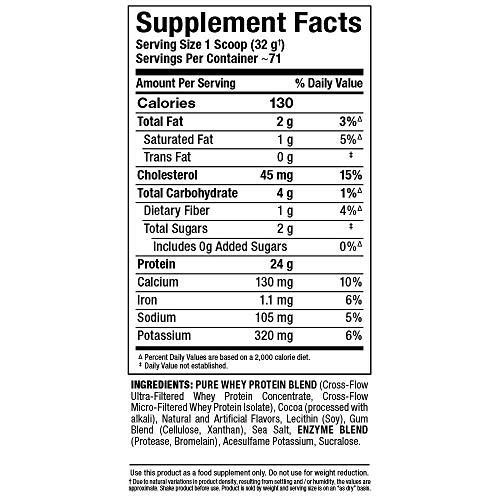 ALLMAX Nutrition AllWhey Gold, 100% Whey Protein + Premium Whey Protein Isolate, Birthday Cake