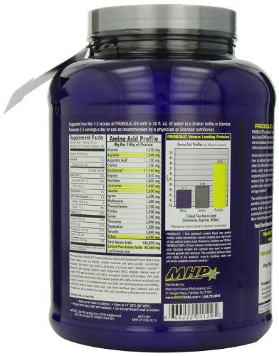 MHP, Probolic-SR Sustained Release Bio-Efficient Protein, Vanilla, 56 Servings
