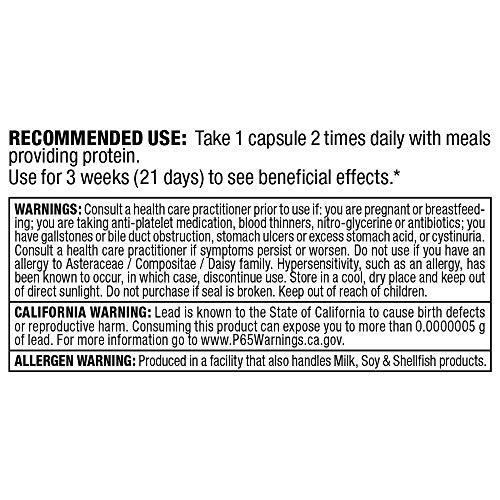 ALLMAX Nutrition Liver D-Tox - 42 Capsules