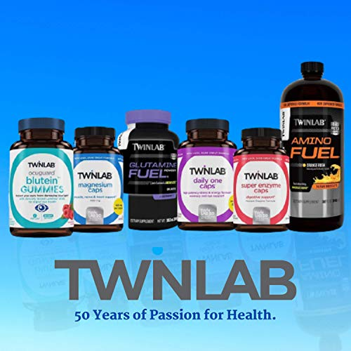 Twinlab L Arginine and L-Ornithine (100 Capsules) Helps Increase Lean Body Mass