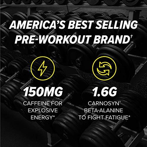 C4 Original Pre Workout Powder Watermelon | Sugar Free Preworkout Energy Supplement for Men & Women | 150mg Caffeine + Beta Alanine + Creatine | 60 Servings