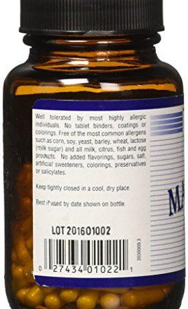 Twinlab 10 mg Manganese Capsules, 100 Count