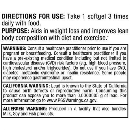 Allmax Nutrition CLA 90 sgels