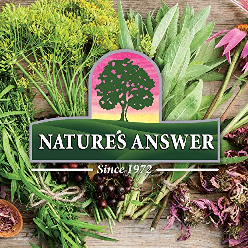 Natures Answer Fenugreek Seed - 90 Vegetarian Capsules |Male and Female Hormone Balance | Aid For Mothers | Lactation Support | Support Normal Blood Sugar Balance