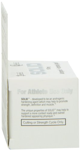 BPI Sports Solid Diet Supplement Capsules, 100mg, 28 Capsules