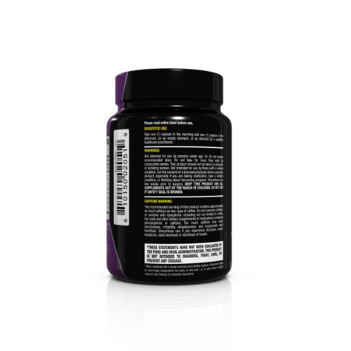 Cutler Nutrition Pro Stim Super Concentrated Cutting Formula, 30-Count