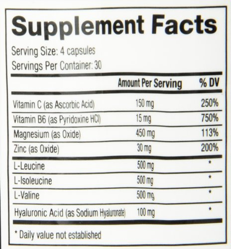 Champion Nutrition Muscle Nitro Pm Capsules, 120 Count
